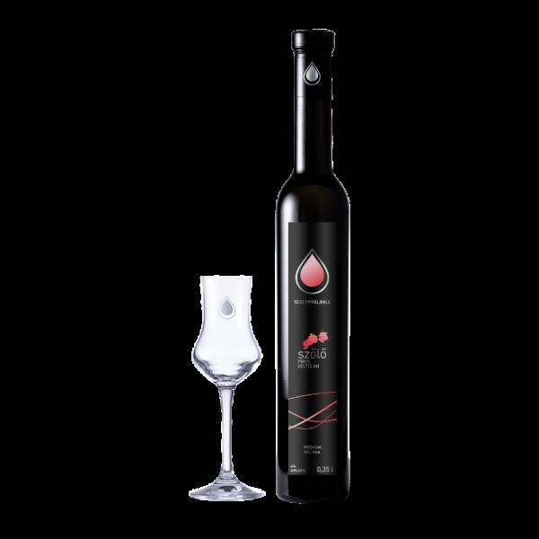 Piros Veltelini 0,35l